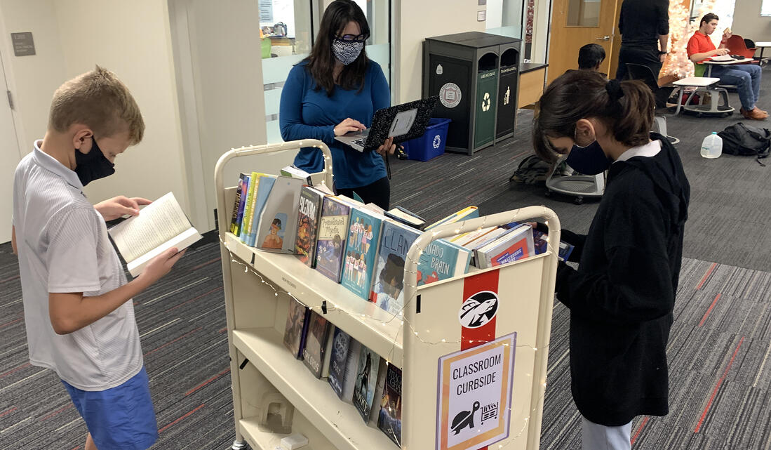 library cart1